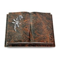 Livre Podest Folia/Woodland Rose 6 (Alu)