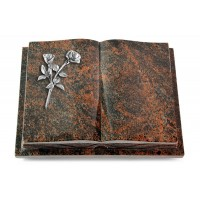 Livre Podest Folia/Woodland Rose 10 (Alu)