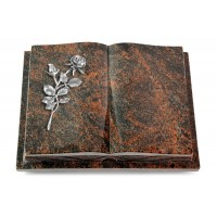 Livre Podest Folia/Woodland Rose 13 (Alu)