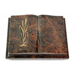 Livre Podest Folia/Woodland Ähren 2 (Bronze)