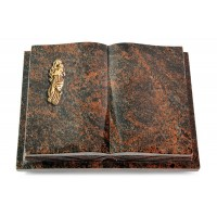 Livre Podest Folia/Woodland Maria (Bronze)