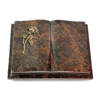 Livre Podest Folia/Woodland Rose 2 (Bronze)