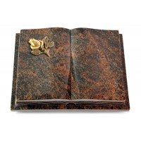 Livre Podest Folia/Woodland Rose 3 (Bronze)