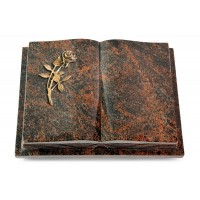 Livre Podest Folia/Woodland Rose 6 (Bronze)