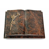 Livre Podest Folia/Woodland Rose 9 (Bronze)