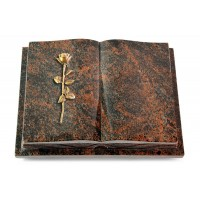 Livre Podest Folia/Woodland Rose 12 (Bronze)