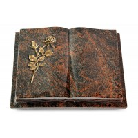 Livre Podest Folia/Woodland Rose 13 (Bronze)