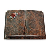 Livre Podest Folia/Woodland Rose 1 (Color)