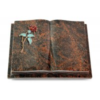 Livre Podest Folia/Woodland Rose 2 (Color)