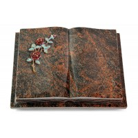 Livre Podest Folia/Woodland Rose 3 (Color)