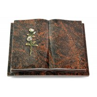 Livre Podest Folia/Woodland Rose 8 (Color)