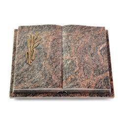 Livre Podest Folia/Aruba Ähren 1 (Bronze)
