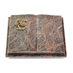 Livre Podest Folia/Aruba Baum 1 (Bronze)