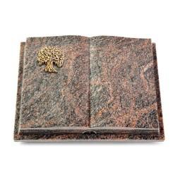 Livre Podest Folia/Aruba Baum 3 (Bronze)