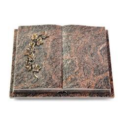 Livre Podest Folia/Aruba Efeu (Bronze)
