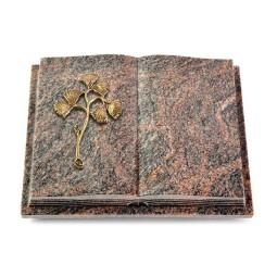 Livre Podest Folia/Aruba Gingozweig 1 (Bronze)