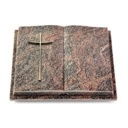 Livre Podest Folia/Aruba Kreuz 2 (Bronze)