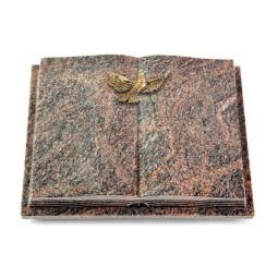 Livre Podest Folia/Aruba Taube (Bronze)