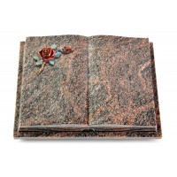 Livre Podest Folia/Aruba Rose 1 (Color)