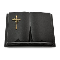 Livre Podest Folia/Himalaya Kreuz/Ähren (Bronze)