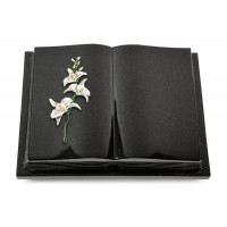 Livre Podest Folia/Himalaya Orchidee (Color)
