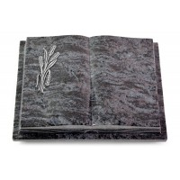 Livre Podest Folia/Indisch Black Ähren 1 (Alu)