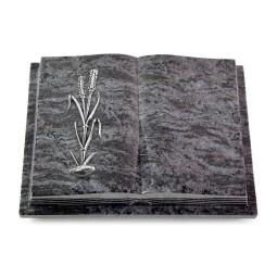 Livre Podest Folia/Indisch Black Ähren 2 (Alu)