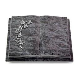 Livre Podest Folia/Indisch Black Efeu (Alu)