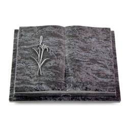 Livre Podest Folia/Indisch Black Lilienzweig (Alu)