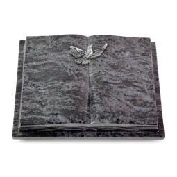 Livre Podest Folia/Indisch Black Taube (Alu)