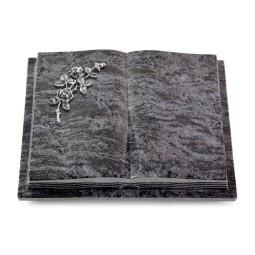 Livre Podest Folia/Indisch Black Rose 5 (Alu)