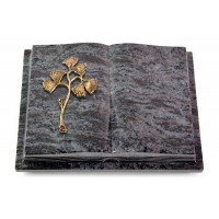 Livre Podest Folia/Indisch Black Gingozweig 1 (Bronze)