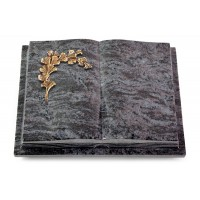 Livre Podest Folia/Indisch Black Gingozweig 2 (Bronze)