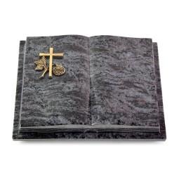 Livre Podest Folia/Indisch Black Kreuz 1 (Bronze)