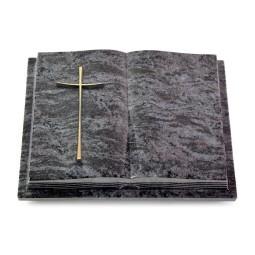 Livre Podest Folia/Indisch Black Kreuz 2 (Bronze)