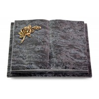 Livre Podest Folia/Indisch Black Rose 1 (Bronze)