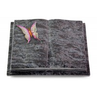 Livre Podest Folia/Indisch Black Papillon 1 (Color)