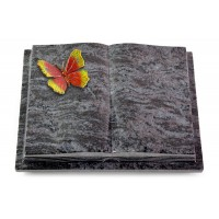 Livre Podest Folia/Indisch Black Papillon 2 (Color)