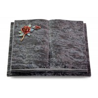 Livre Podest Folia/Indisch Black Rose 1 (Color)