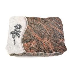 Himalaya Wave Kreuz/Rose (Alu)