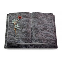 Livre Podest Folia/Indisch Black Rose 4 (Color)