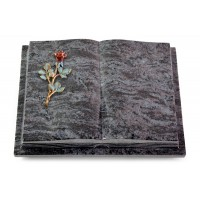 Livre Podest Folia/Indisch Black Rose 7 (Color)