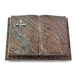 Livre Podest Folia/Orion Kreuz/Ähren (Alu)