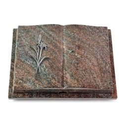 Livre Podest Folia/Orion Lilienzweig (Alu)