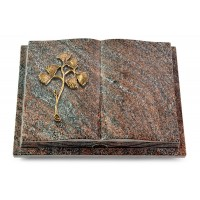 Livre Podest Folia/Orion Gingozweig 1 (Bronze)