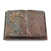 Livre Podest Folia/Orion Gingozweig 2 (Bronze)
