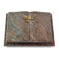 Livre Podest Folia/Orion Taube (Bronze)