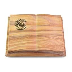 Livre Podest Folia/Paradiso Baum 1 (Bronze)