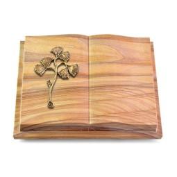 Livre Podest Folia/Paradiso Gingozweig 1 (Bronze)