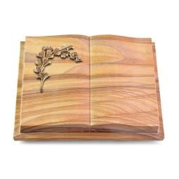 Livre Podest Folia/Paradiso Gingozweig 2 (Bronze)